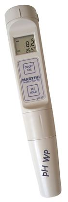 Picture of pH55 -  Pocket-size pH / Temperature Meter with replaceable electrode