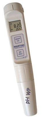 Picture of pH56 - pH56 Pocket-size pH / Temperature Meter with replaceable electrode