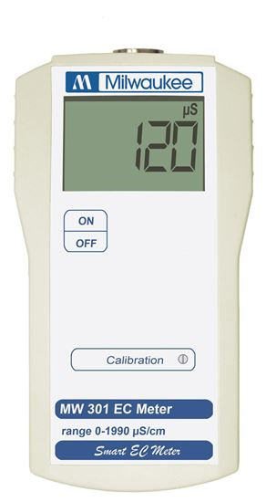 Picture of MW301 - Standard Portable Conductivity Meter