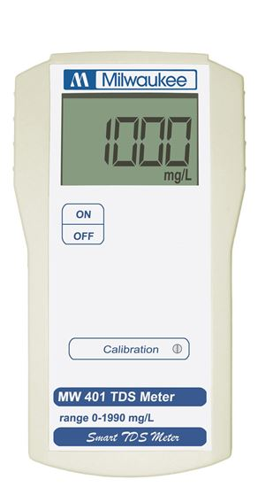 Picture of MW401 - Standard Portable TDS Meter (range: from 0 to 1990 mg/L)