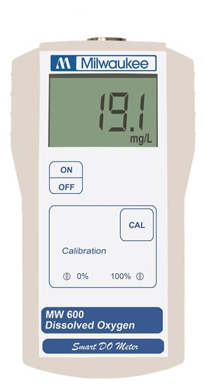 Picture of MW600 - Standard Portable Dissolved Oxygen Meter