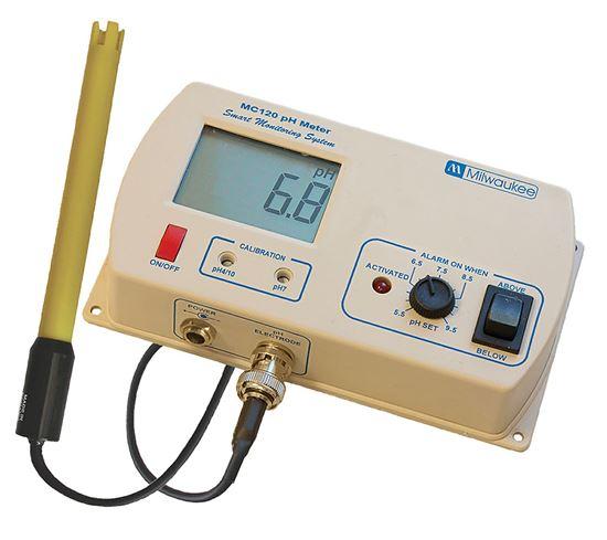 Picture of MC120 - pH Monitor