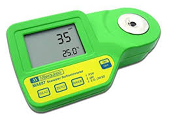 Picture of MA887 -  Digital Refractometer for Seawater Measurements