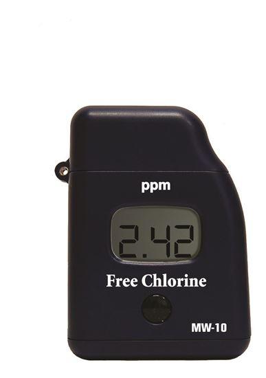 Picture of MW10 - Free Chlorine Mini-Colorimeter