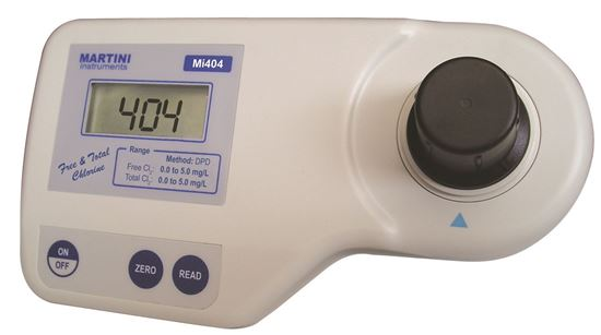 Picture of Mi404 - Free & Total Chlorine Professional Photometer