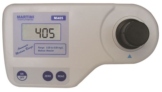 Picture of Mi405 - Ammonia (Medium Range) Professional Photometer