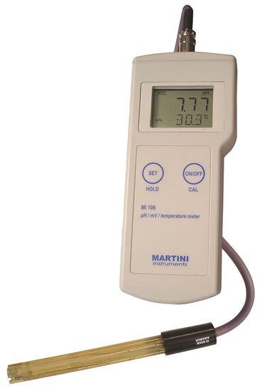 Picture of Mi106 - pH / ORP / Temperature Professional Portable Meter