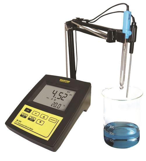 Picture of Mi150-US - pH / Temperature Laboratory Bench Meter