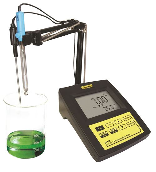 Picture of Mi151-US - pH / ORP / Temperature Laboratory Bench Meter