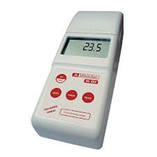 Picture of Mi490  - Photometer for the determination of PEROXIDE VALUE in the process of oil making