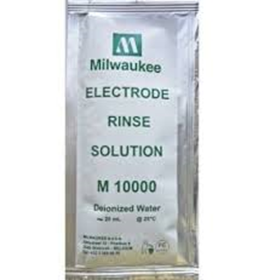 Picture of M10000B  - Rinse Solution - Deionized Water (box of 25x20 ml sachet)