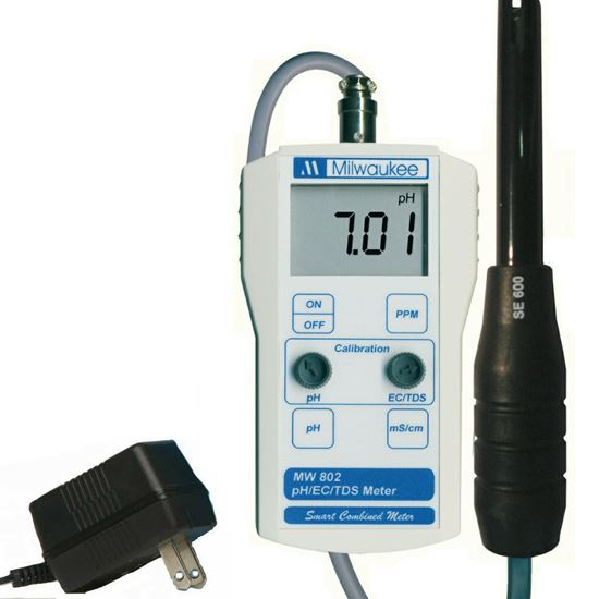 Picture of BEM802 - pH/EC/TDS Combo Meter