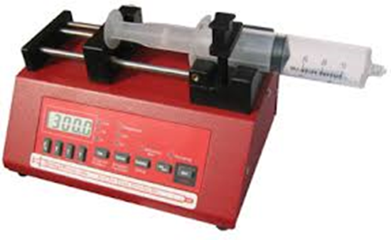 Picture of 300-ES - InfusionONE Syringe Pump, European Power Supply