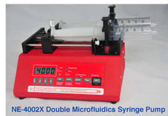 Picture of 4002X-ES - SyringeTWO:Microfluidics, European Power Supply