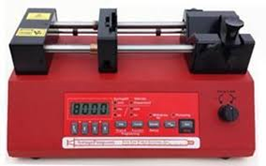 Picture of 8000-UH - High Pressure  Programmable Single Syringe Pump US Power Supply