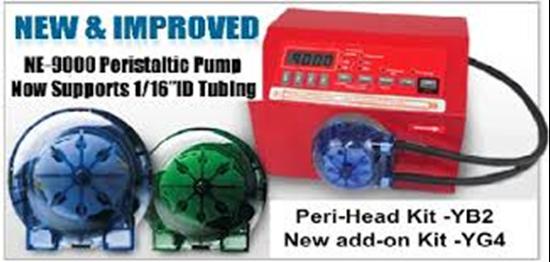 Picture of PERI-HEAD-KIT-HGC2 - NE-9004 Peristaltic pump HEAD KIT