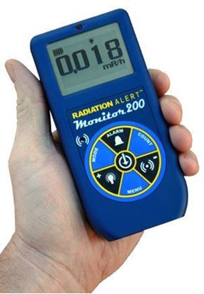 Picture of Radiation Alert MONITOR 200