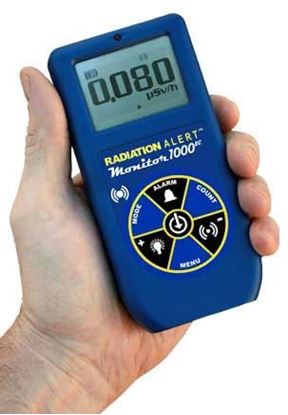 Picture of Radiation Alert MONITOR 1000EC