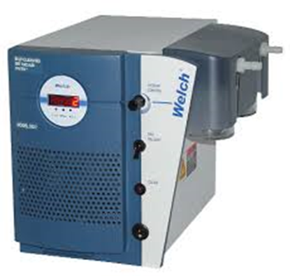 Picture of 202701 Self‐Cleaning Dry Vacuum System w/digital gauge, 115V 60Hz 1Ph, 2 Torr