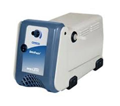 Picture of 2047B-01 Chemical Duty PTFE Dry Pump, 30 Torr, 70L/min, 115V, 60Hz 1Ph
