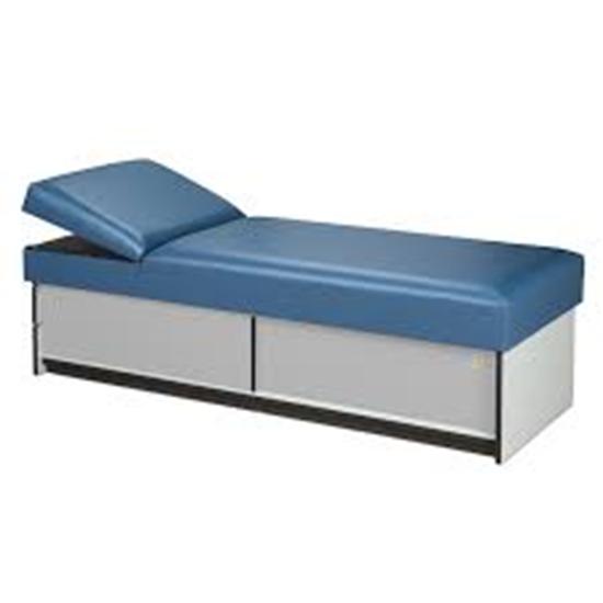 Picture of 3770-16 - 2 Door Couch w/Adj Wedge