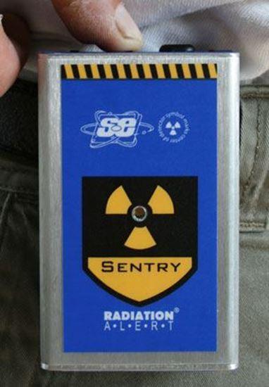 Picture of SENTRY EC Dosimeter & Ratemeter