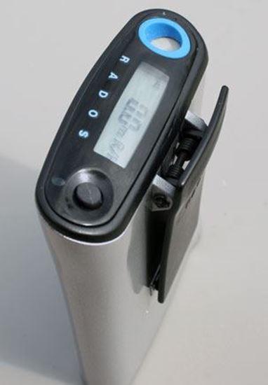 Picture of RADOS RAD60R Alarming Dosimeter