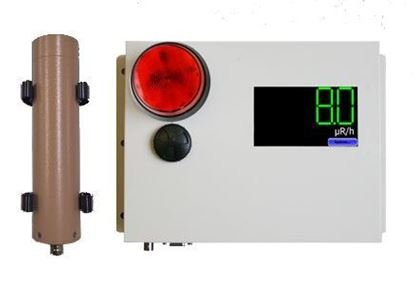 Picture of AM-2X2NAI-EXT Radiation Area Monitor (External Detector)