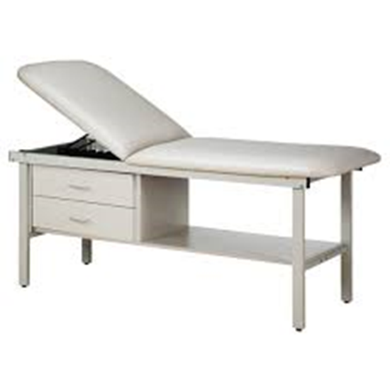 """Picture of 3013-27 - 2 Drawer Table 27"""" wide-Alpha"""