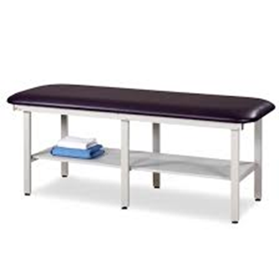 """Picture of 6198 - Bariatric Steel Frame Table 31"""" high"""