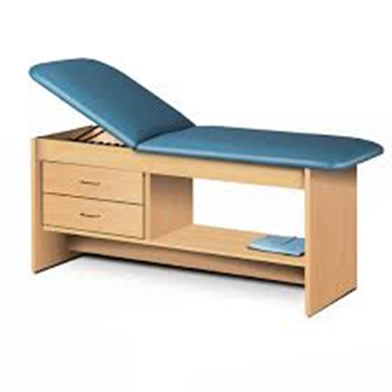 """Picture of 9013-27 - 2 Drawer Table 27"""" Wide"""