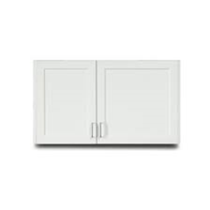 "Picture of 8342 - 42"" Fashion Finish Wall Cabinet"