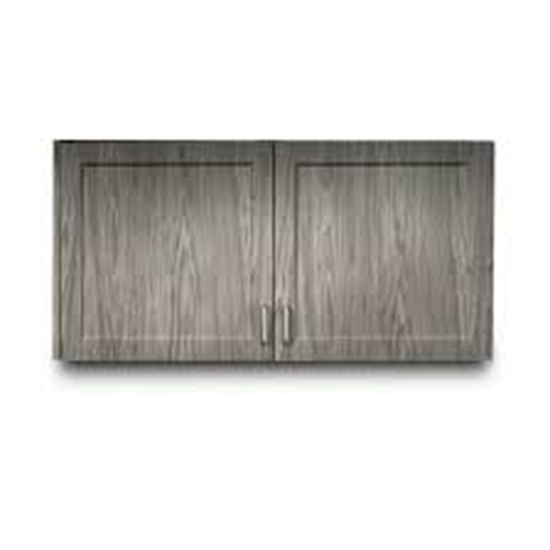 "Picture of 8348 - 48"" Fashion Finish Wall Cabinet"