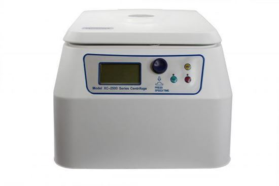 Picture of XC-2500 Brushless Centrifuge with 50 ml x 6 Rotor with 15ml Adapter