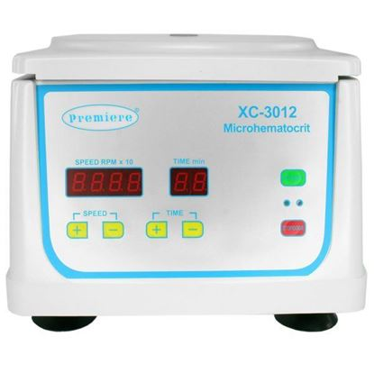 Picture of XC-3012 Microhematocrit Centrifuge