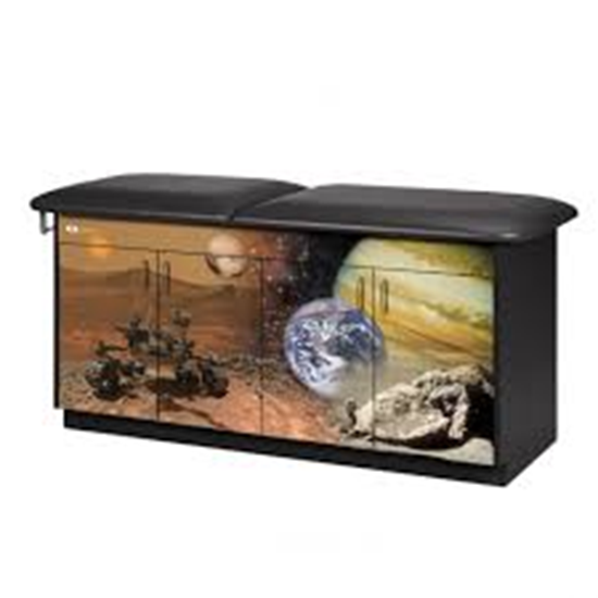 """Picture of 7944 - """"Cosmos"""" Treatment Table w/Adj. Back"""