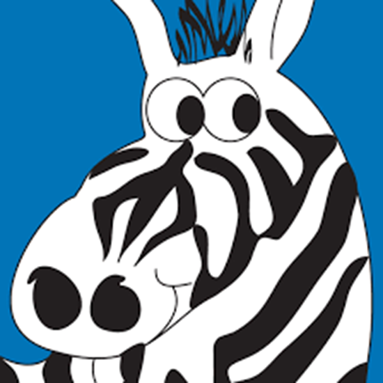 Picture of 17-CC-Z - Zebra Wall Panel