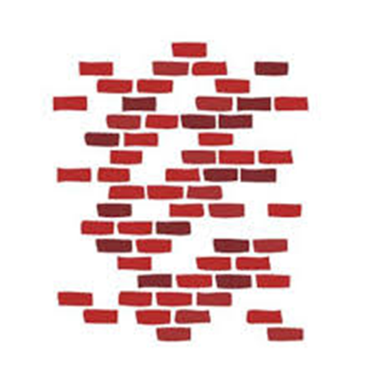 Picture of 02-CC - Brick Wall Sticker