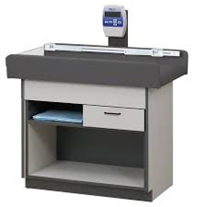 Picture of 7810 - Pediatric Scale/Treatment Table