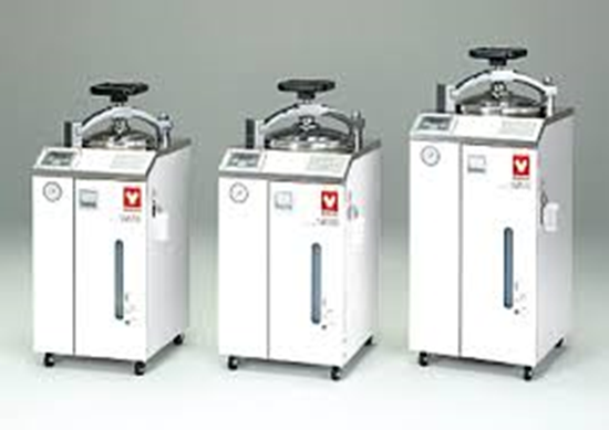 Picture of SM-211  - STANDARD LABORATORY USE STERILIZER WITH DRYER 20L 220V 7A 50/60Hz