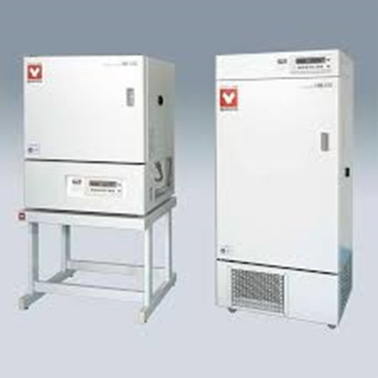 Picture of IN-604W 220V  - REFRIGERANT INCUBATOR PROGRAMMABLE W/WINDOW & SHAKER POWER HOOK UP 143L 220V 50/60Hz