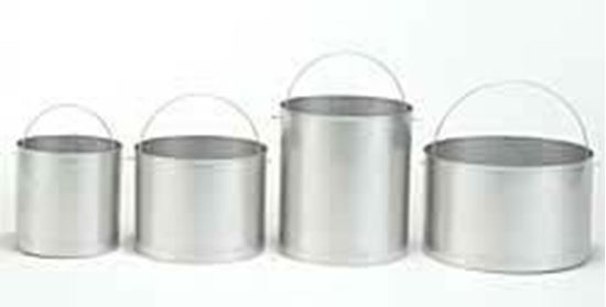 Picture of 241152 - Stainless bucket for SQ500 (OSN-14 )