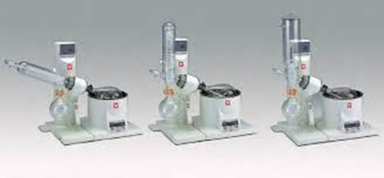 Picture of 255292 - Glassware set B (vertical high boiling point) for RE301/601/801
