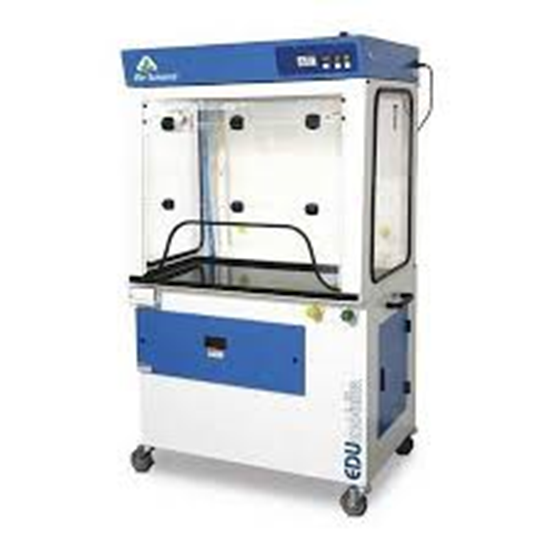 """Picture of EDU-P10XL-ADA - 34"""" Wide Hood with ADA Compliant Stand and Controls"""