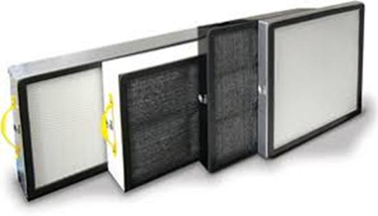 Picture of ASTM-100 - EDU Multilayered Carbon Filter