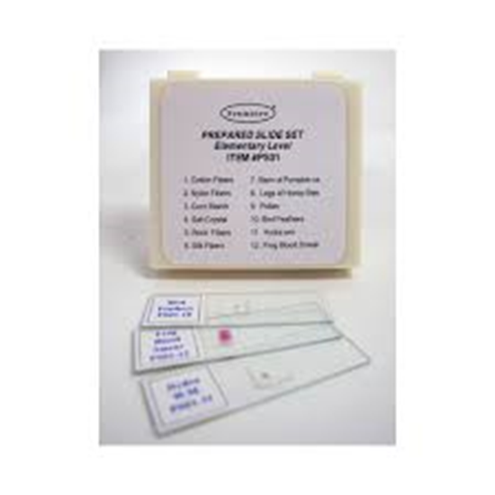 Picture of PS01 - Prepared Slide Sets Elementary Level