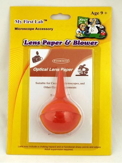 Picture of SS-01 - Lens Paper & Rubber Bulb Blower