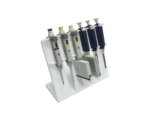 Picture of P4406 Rack for 6 pipettes, acrylic