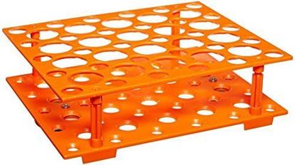 Picture of H1000-MR-T50 MAGic Clamp™ Tube Rack, 15x50ml, tubes (max. 2)