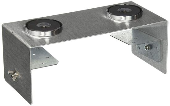 Picture of H1000-MR-TSR MAGic Clamp™ tilted holder for 15mL and 50mL tube racks (max 2)